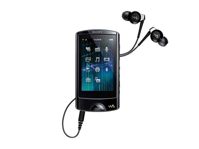 Sony NWZ-A865