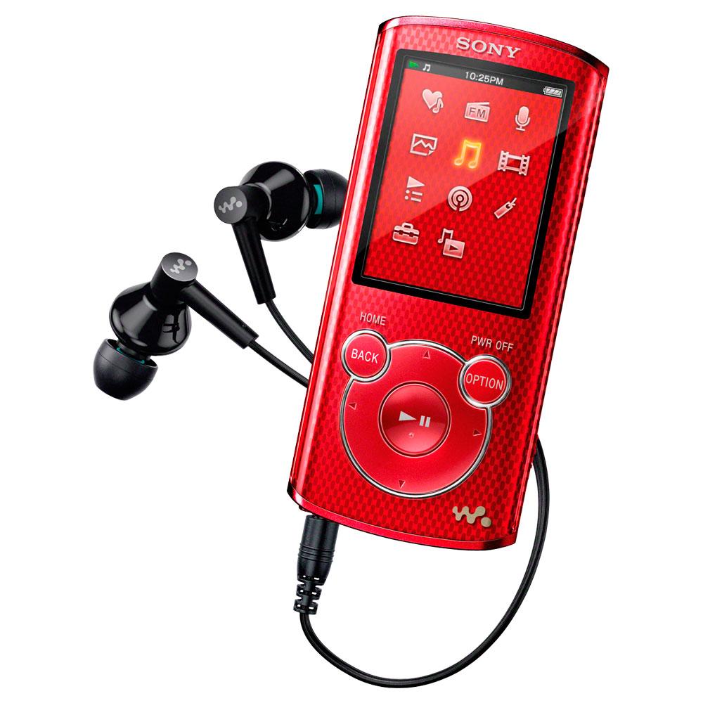 Sony NWZ-E464