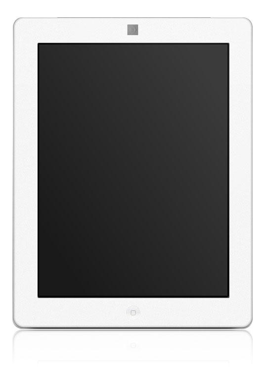 Apple iPad 2 Белый