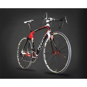 Велосипед Fore CR5 SRAM: красного цвета