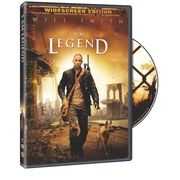 Я - легенда (DVD) (WS)