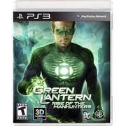 Зеленый Фонарь/Green Lantern: Rise of the Manhunters (PS3)