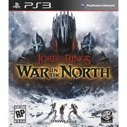 Lord of the Rings: War in the North(PS3)