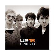 Музыкальный альбом группы U218 Singles (U2TCD020)