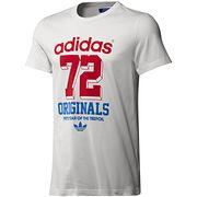"""Футболка Adidas """"Collegiate 72 Tee"""""""